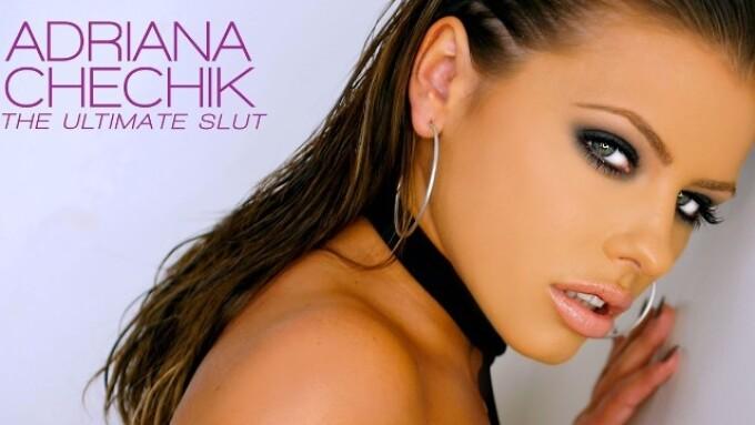 Darkko Showcases 'Adriana Chechik The Ultimate Slut'