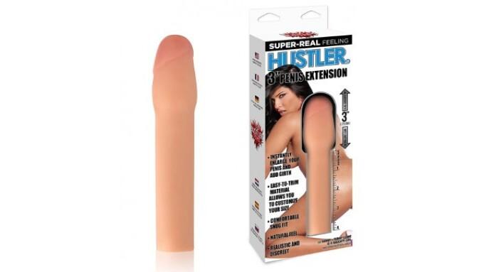 Hustler Toys Releases XXXtra Girth Extenders