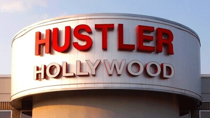 Hustler Hollywood Opening West Covina, Calif., Location