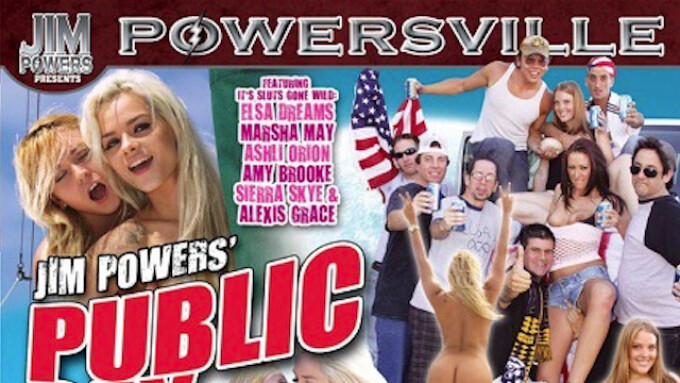Jim Powers Offers 'Public Sex Adventures 2'