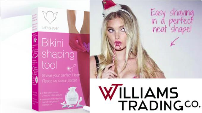 Williams Trading Now Offering Ladyshape Bikini Shaping Tool