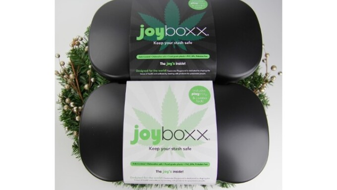 Passionate Playground Releases Cannabis Joyboxx