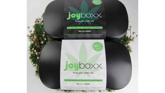 Passionate Playground Releases Cannabis Joyboxx