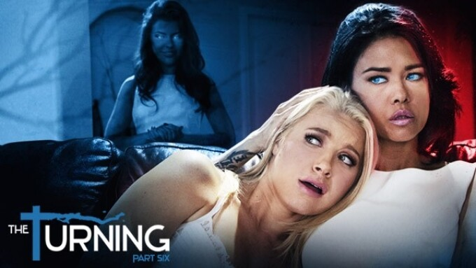 Girlsway Releases 'The Turning: Part Six '