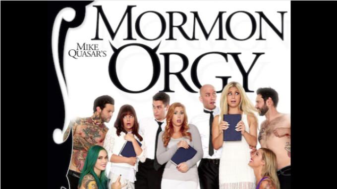3rd Degree Films Unveils 'Mormon Orgy'