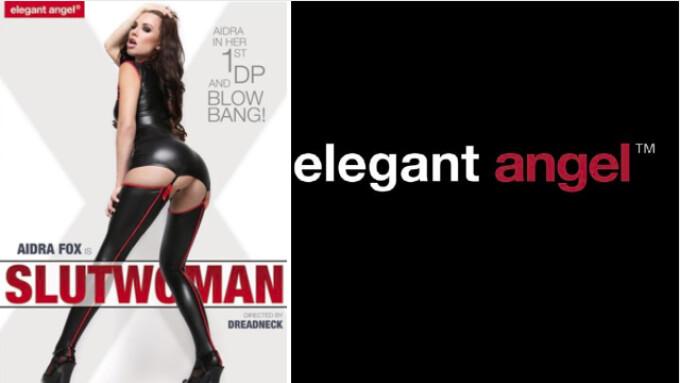 Elegant Angel Debuts 'Aidra Fox Is SlutWoman'