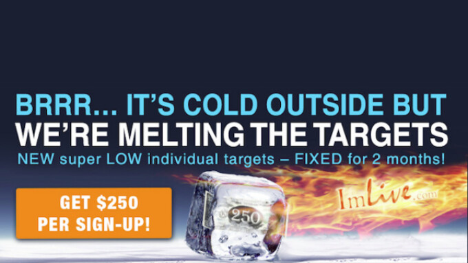 ImLive Announces Winter Campaign for Affiliates