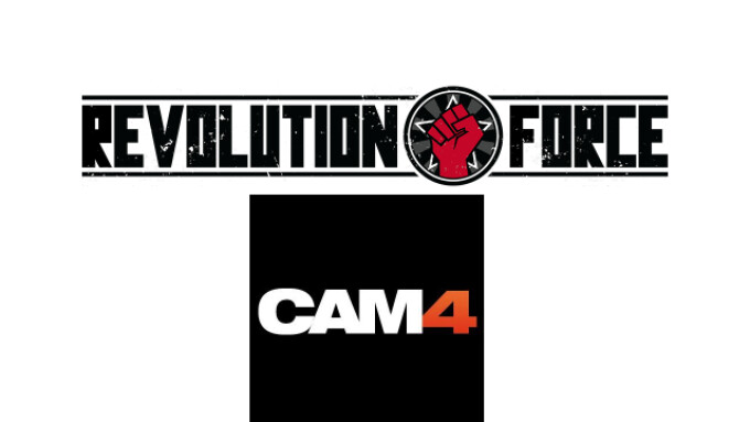 Revolution Force to Exclusively Run CAM4 Affiliate Program