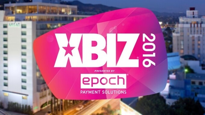 XBIZ Offering Free Registration to Adult Talent for XBIZ 2016 Show