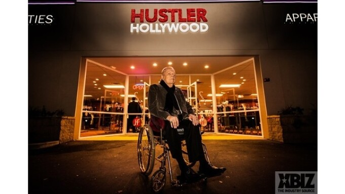 Hustler Hollywood Hosts West Covina Store Grand Opening