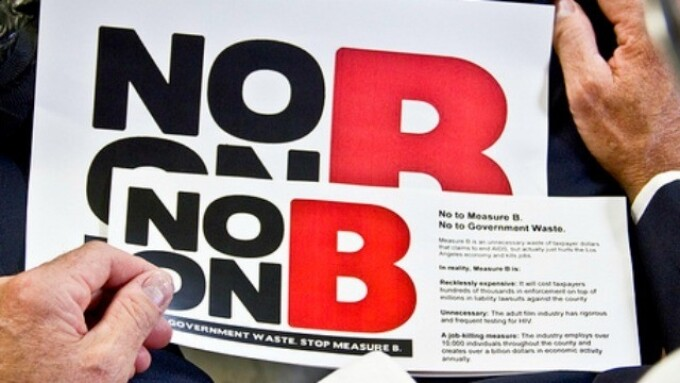 'No on Measure B' Campaign Fined $61,500