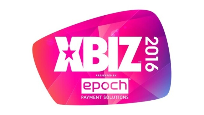 Epoch Named Presenting Sponsor of 2016 XBIZ Show