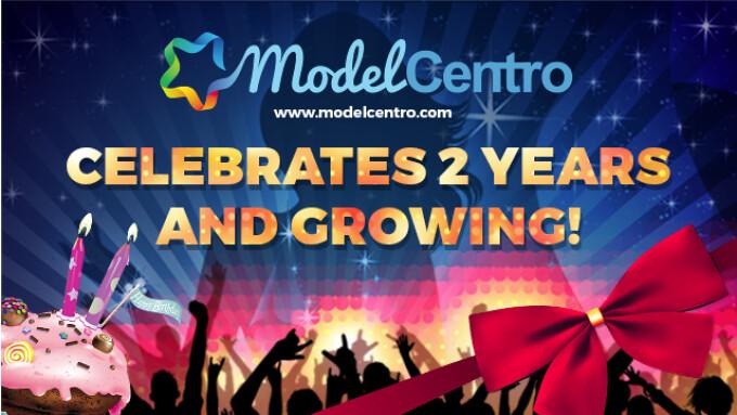 ModelCentro Celebrates 2-Year Anniversary
