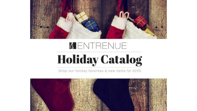 Entrenue Releases Holiday Catalog