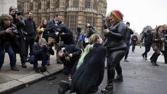 London Porn Protest Slated for Saturday