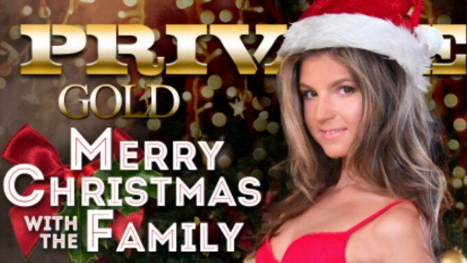 Private Releases 'Merry Christmas With the Family'