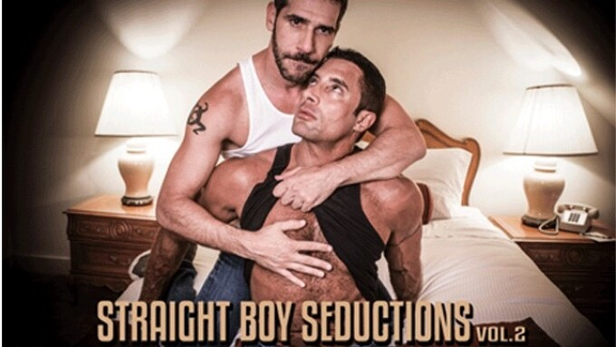 Icon Male Rolls Out 2nd 'Straight Boy Seductions'