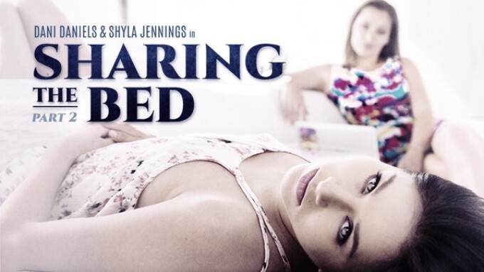 Girlsway Debuts 'Sharing the Bed: Part 2'