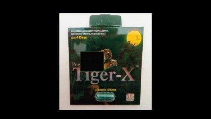 Power Tiger-X Placed on FDA Blacklist