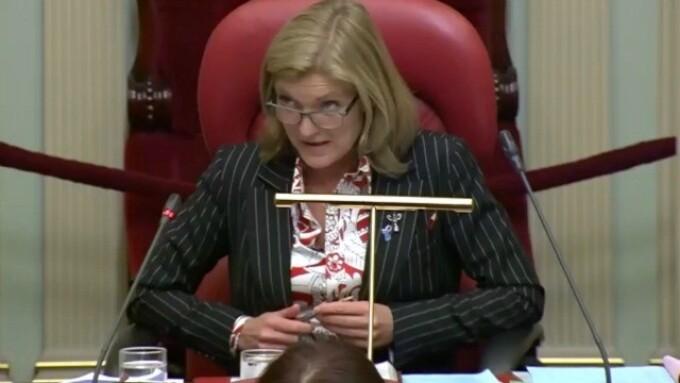 Aussie Sex Party Leader Fiona Patten to Visit U.S. Next Month