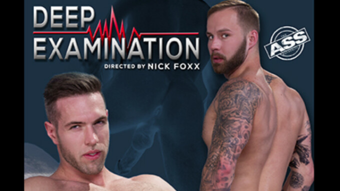 Falcon Studios Offers Hot House's 'Deep Examination'