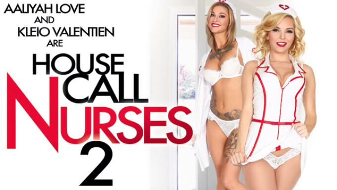 Zero Tolerance Releases 'House Call Nurses 2'