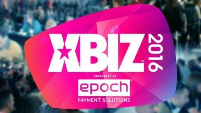 Official XBIZ 2016 Show Schedule Announced