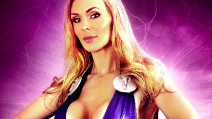Tanya Tate Showcased in France's Comic Box Magazine