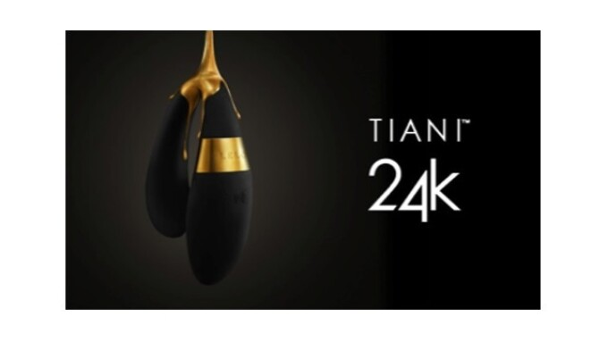 LELO Extends Tiani 24k Introductory Offer