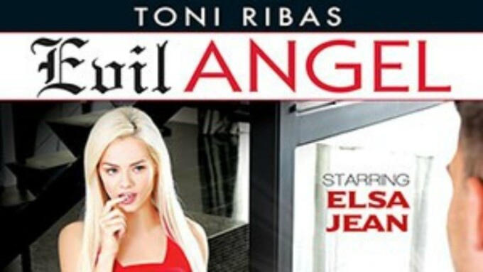 Evil Angel, Toni Ribas to Release 'Stepdad Seduction'  on Jan. 11