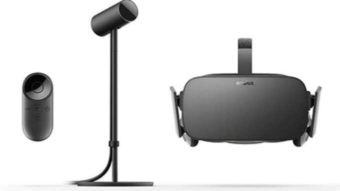 Oculus Rift VR Headset Priced at $599