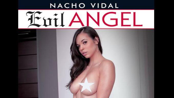 Evil Angel Releasing 'Nacho Loves Nekane'