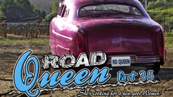 Girlfriends Films Releasing Final Volume of 'Road Queen' With Deauxma