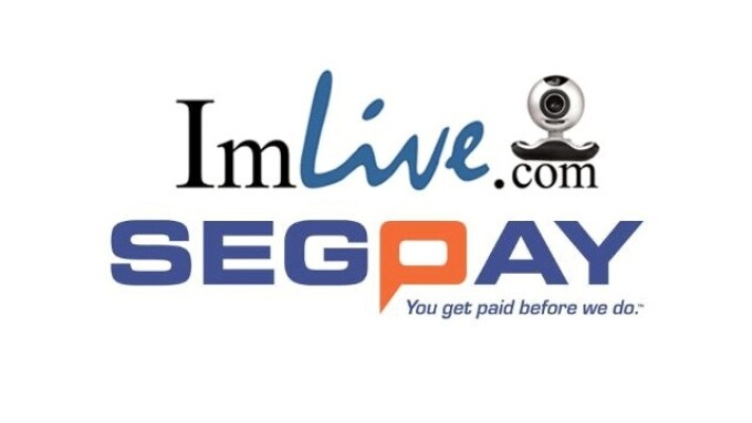 SegPay Teams With ImLive to Offer New White Label Cam Solution