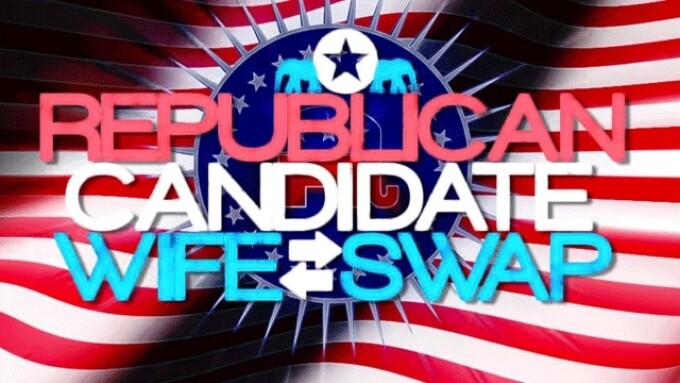 Hustler Video Joins Campaign Trail With 'Republican Candidate Wife Swap'