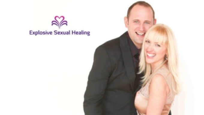 Explosive Sexual Healing to Exhibit at Sexual Health Expo L.A.