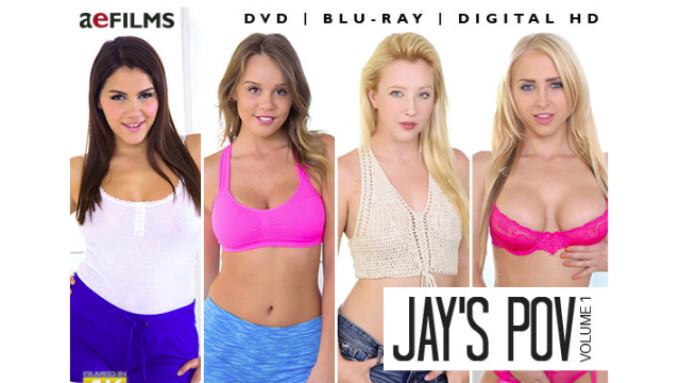 AE Films' 'Jay's POV' Now Available for Pre-Order