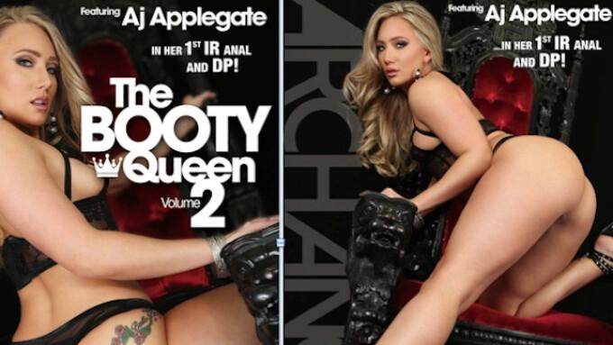 AJ Applegate Stars in 'The Booty Queen 2'