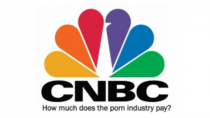 CNBC Takes Look at Compensation in Porn