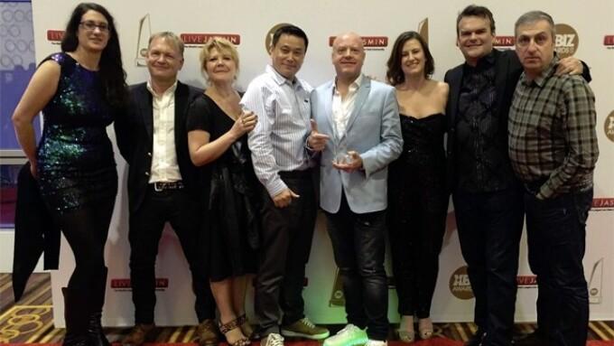 Lovehoney Wins 2 XBIZ Awards