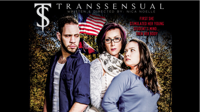 TransSensual Debuts New 'My TS Teacher' Series