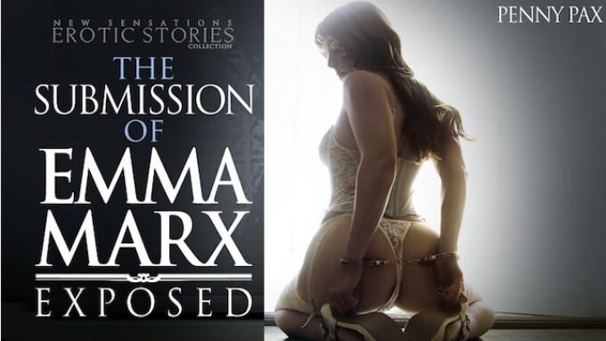 New Sensations Debuts Trailer for Final 'Emma Marx'