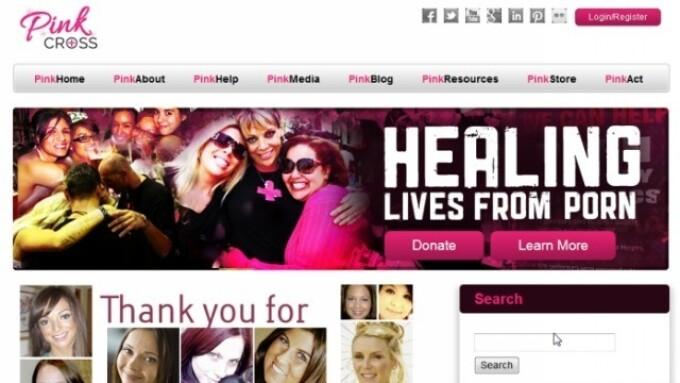 Shelley Lubben's Pink Cross Foundation Shuts Down