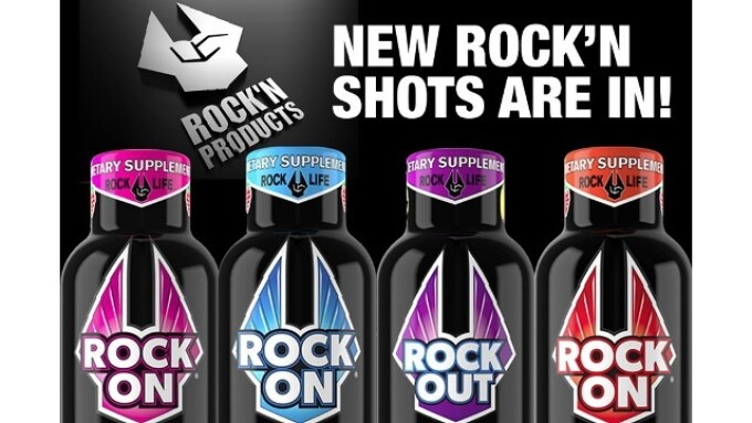Rock'n Products Re-Launches Rock'n Shots for Sexual Vitality