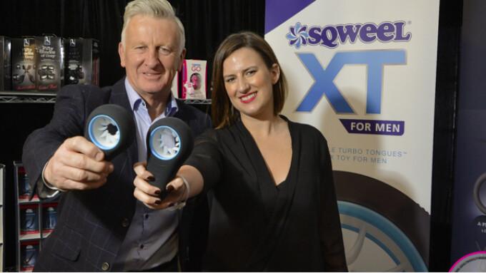 Lovehoney Launches Sqweel XT for Men