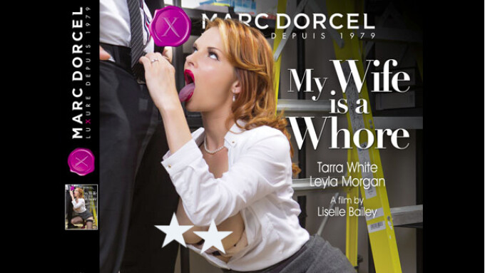 Marc Dorcel's 'My Wife Is a Whore' Exclusively on HotMovies.com