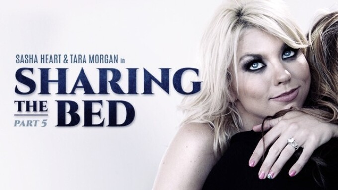 Girlsway Releases Part 5 of 'Sharing The Bed'