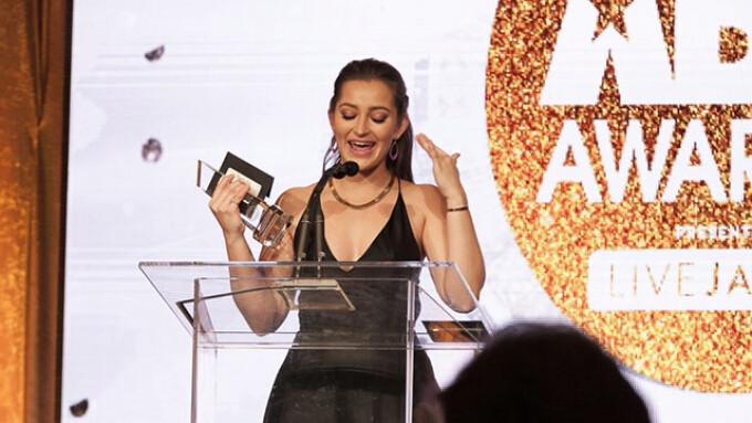 Q&A: XBIZ Female Performer of the Year Dani Daniels Dominates Adult