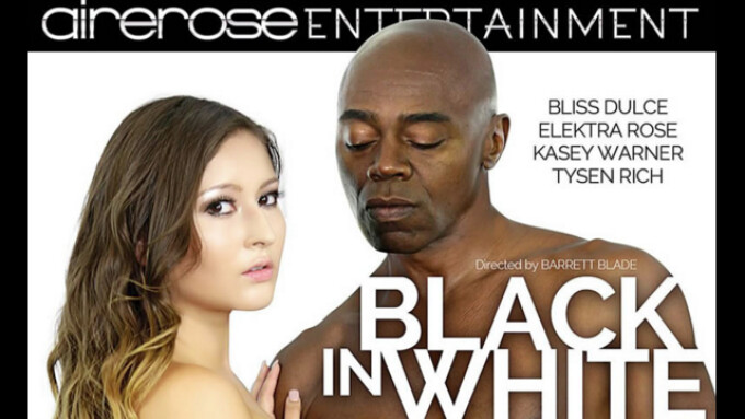 Airerose Streets 'Black in White'