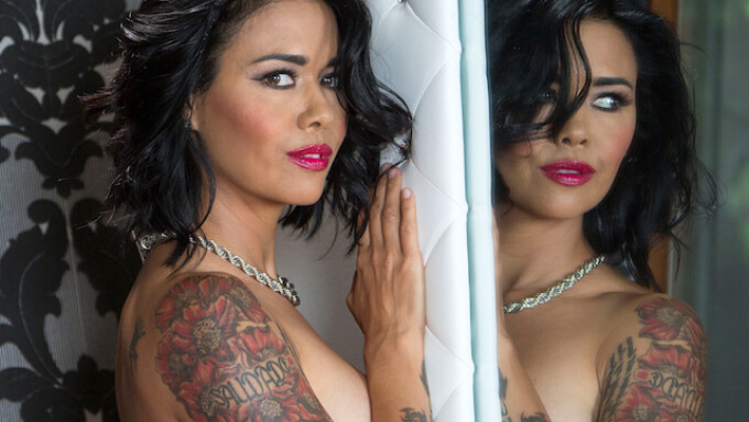 Dana Vespoli to Launch Official Site on Cherry Pimps Network